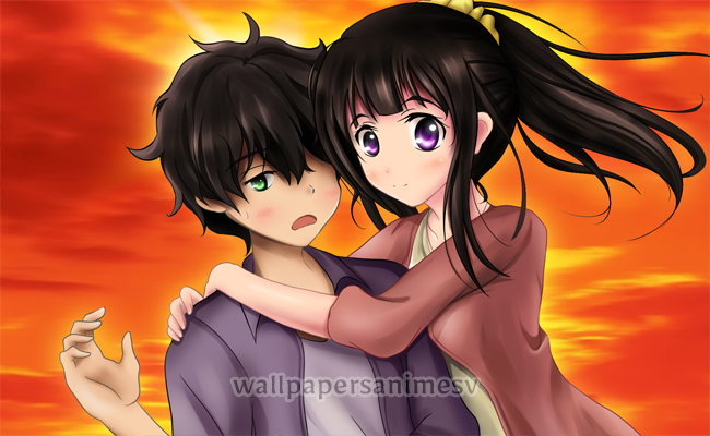 Hyouka Wallpaper hd Anime imágenes fondos pantalla escritorio Backgrounds