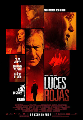 Red Lights Filme