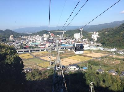 Katsuragiyama Ropeway