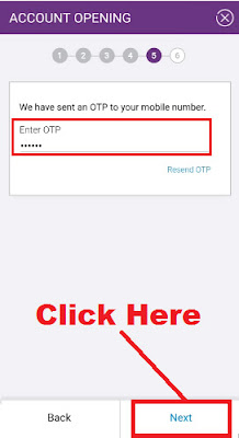 how to open sbi insta saving account through sbi yono mobile app