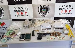 Suspeitos de integrar grupo responsável por assassinatos são presos em Picuí