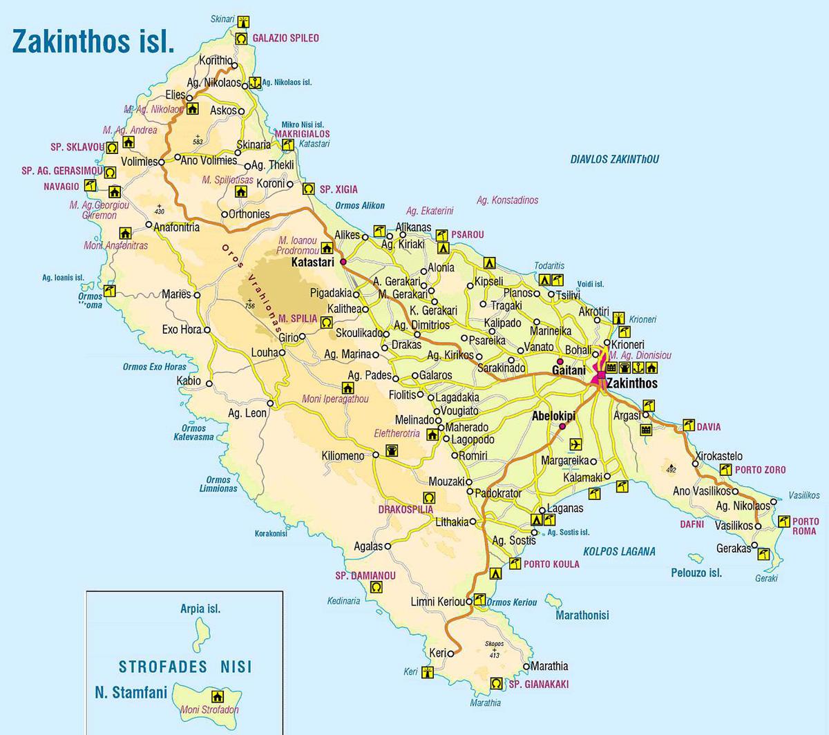 Zakynthos Una Din Cele Mai Minunate Insule Ale Greciei 1