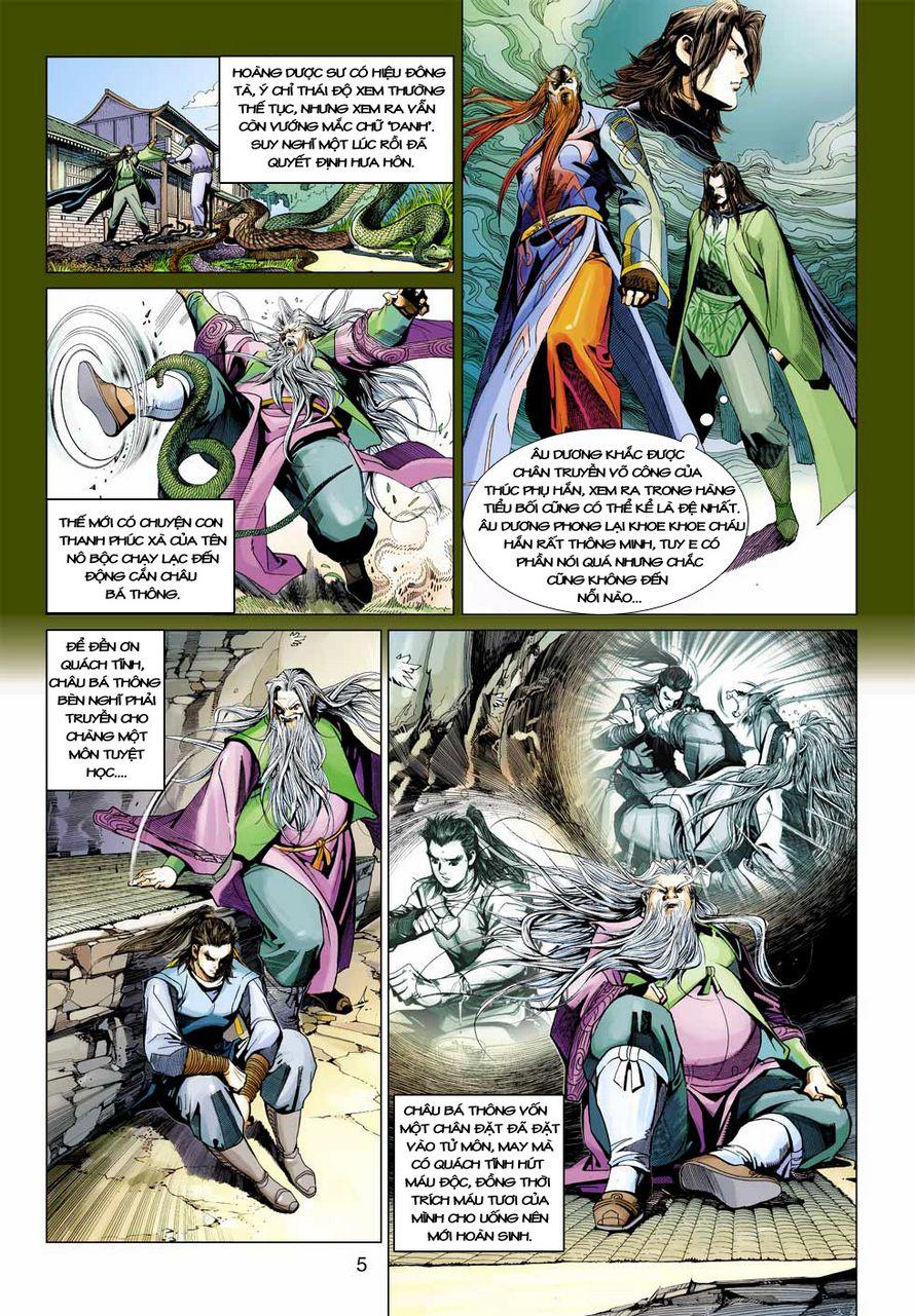 Anh Hùng Xạ Điêu anh hùng xạ đêu chap 43 trang 5