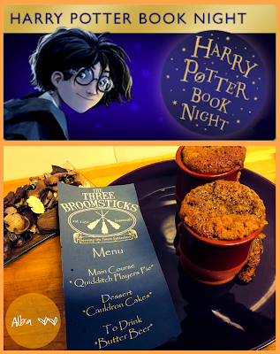 Cauldron Cakes - Harry Potter inspired food - Harry Potter Party