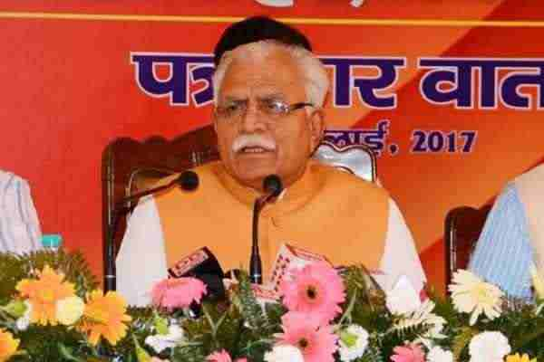 cm-manohar-lal-reject-rumor-bjp-gathbandhan-with-inld-in-haryana