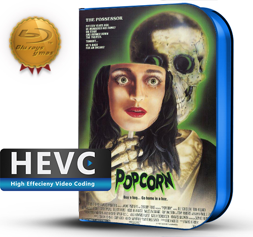 Popcorn (1991) 1080P HEVC-8Bits BDRip Ingles (Subt.Esp)(Terror)