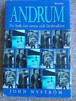 """Stresshantering och boken """"Andrum"""" av John Nyström"""