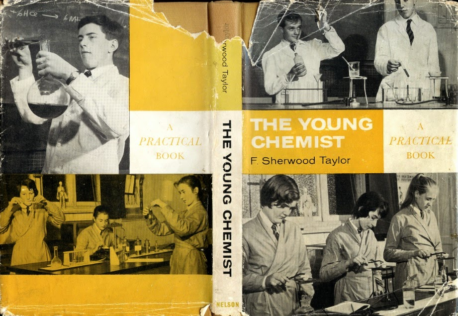 F Sherwood Taylor: The Young Chemist