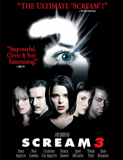 Ver Scream 3 (2000) Online