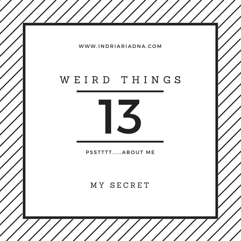13 hal aneh tentang saya