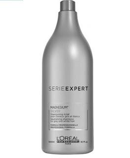 Mor Şampuan loreal
