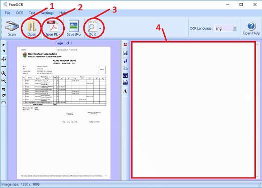 Cara Mengubah File Hasil Scan ke File Microsoft Word