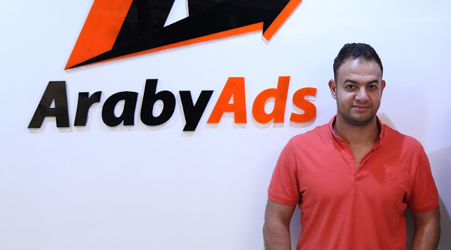 Mahmoud fathy - Araby Ads