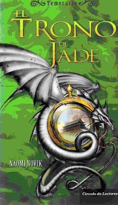 El trono de jade – Naomi Novik