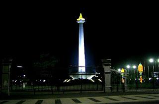 Monumen Nasional, Jakarta, Indonesia