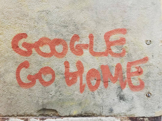 tag GOOGLE GO HOME