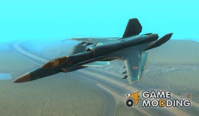 MOD Grand Theft Auto: San Andreas - ASFX