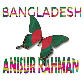 national flag of bangladesh design by anisur rahman