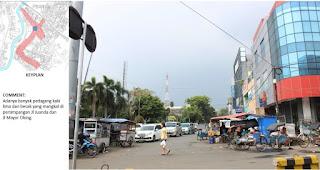 EXISTING MASUK JL MAYOR OKING PASAR PROYEK BEKASI