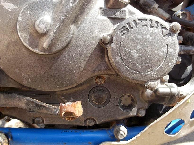Filtro aceite Suzuki DR 650