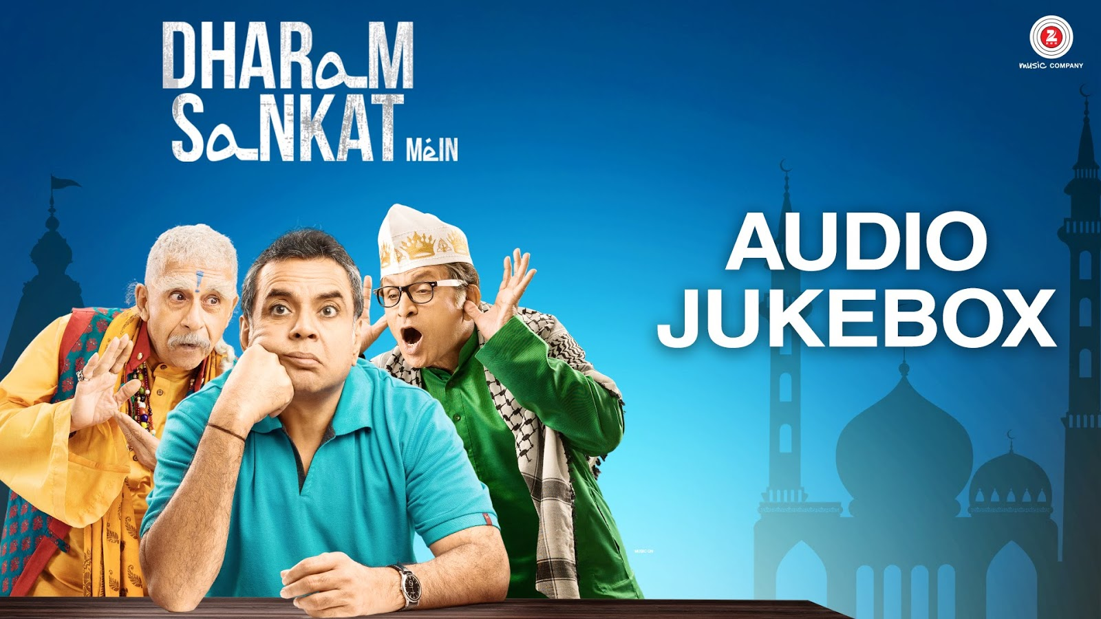 Dharam sankat mein (2015) review filmicafe.
