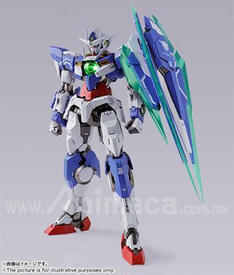 Figura 00 QAN[T] METAL BUILD Mobile Suit Gundam 00