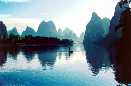 แม่น้ำหลีเจียง @ www.beauty-places.com