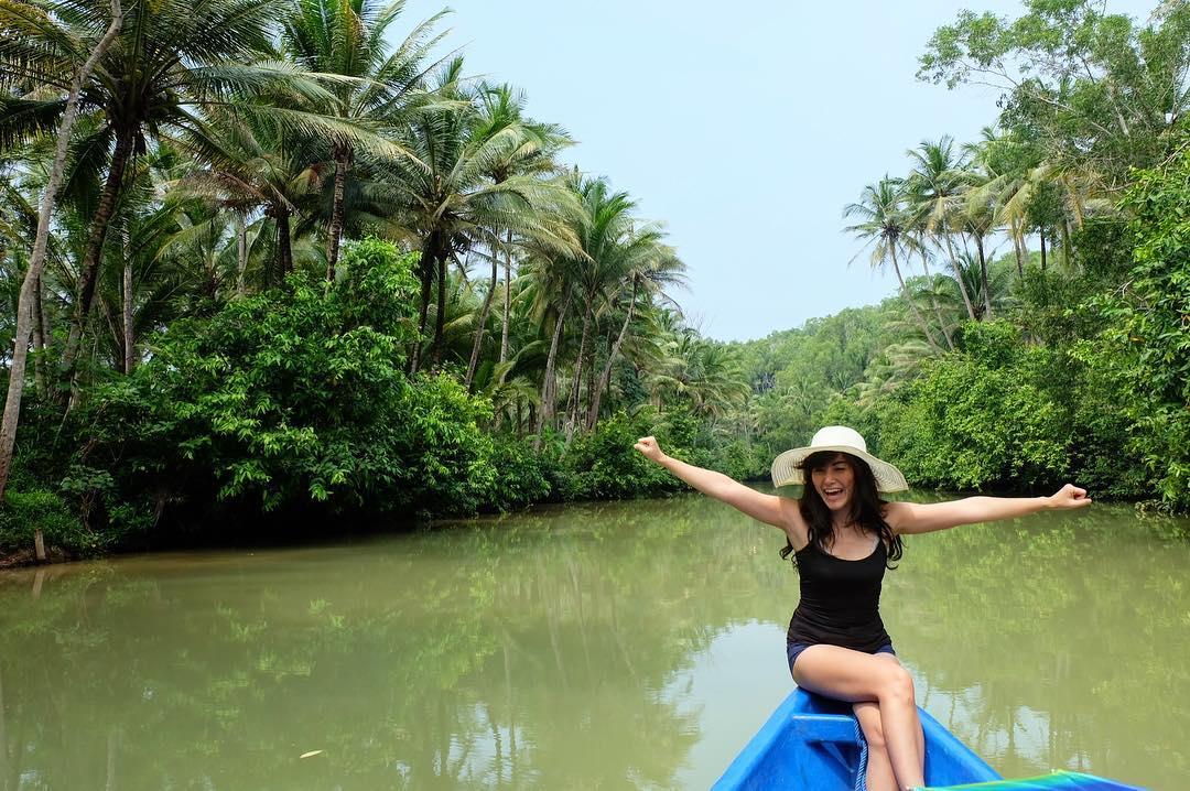Wisata Exotic Sungai Maron
