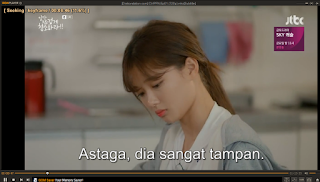 menampilkan subtitle di laptop gom player