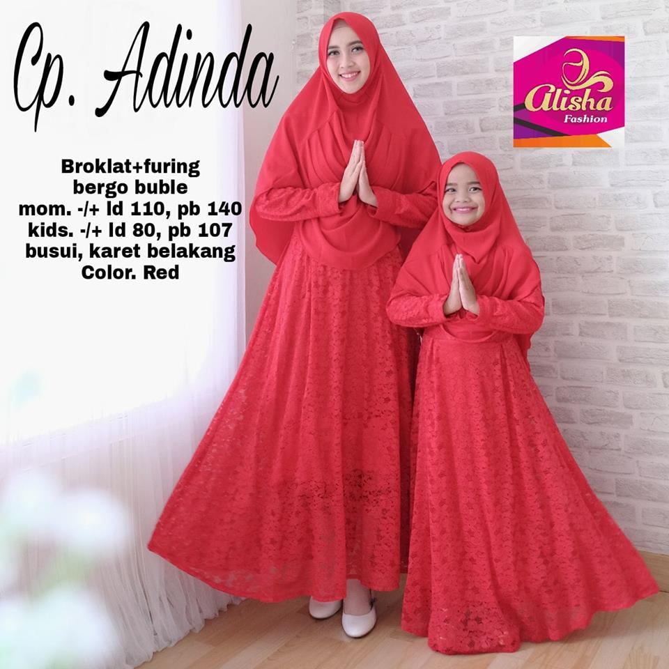 Gamis Ibu Dan Anak Tercantik Wa 0895 3989 45088 Baju Muslim Couple Ibu Dan Anak Perempuan