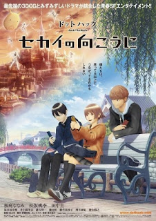 .hack//The Movie: Sekai no Mukou ni Legendado Torrent