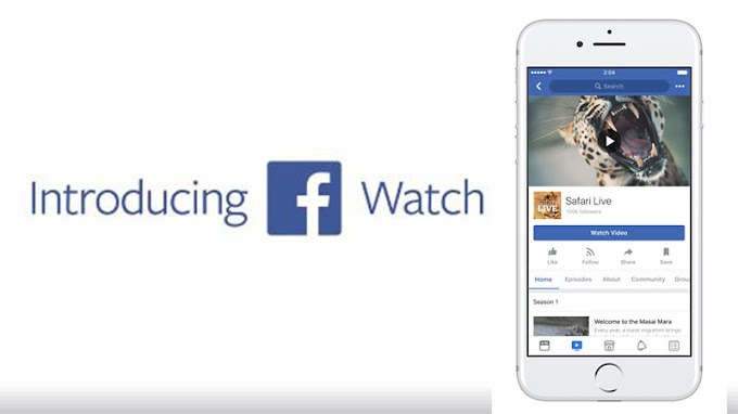"""Facebook Watch"" Launched Globally 