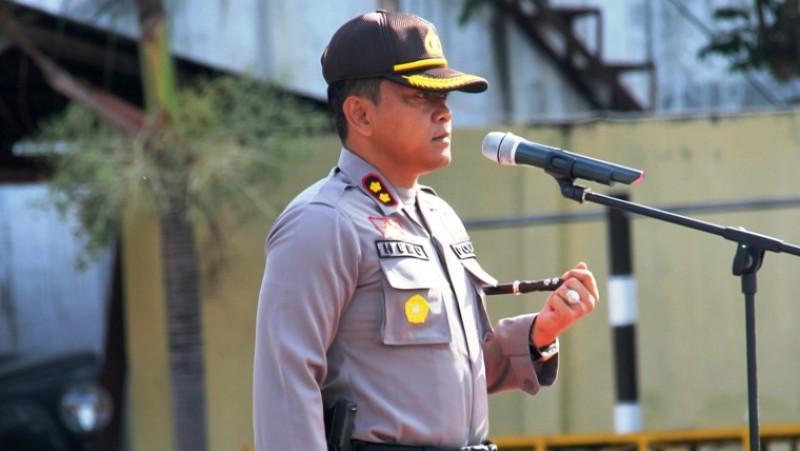 AKBP Heru Pramukarno dicopot dari Kapolres Banggai