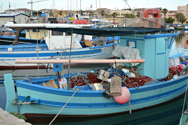 Barche ad Alghero