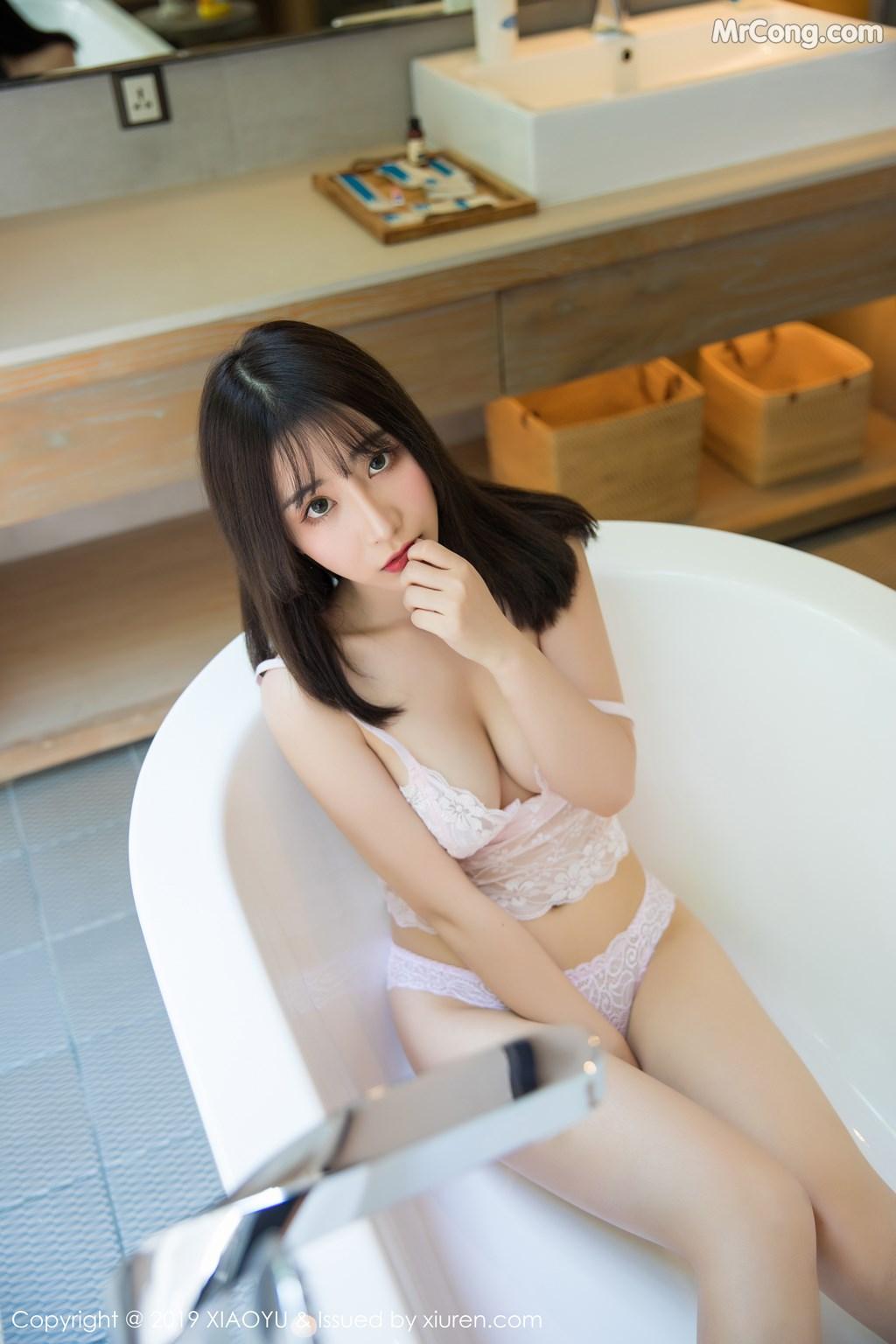 Image XiaoYu-Vol.147-Cherry-MrCong.com-047 in post XiaoYu Vol.147: 绯月樱-Cherry (66 ảnh)