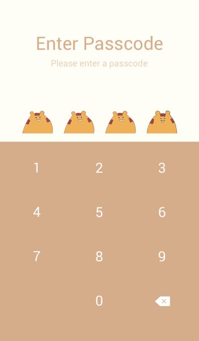 Squirrel 'P-taro'