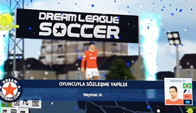 Dream League Soccer- Rüya Ligi-V6.11 Mod Apk Yeni Futbolcu Para hileli Mayıs 2019