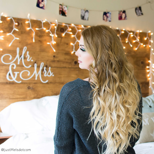 justmelsdotcom Foxy Locks extensions