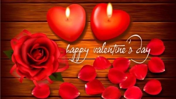 رسائل عيد الحب خليجية