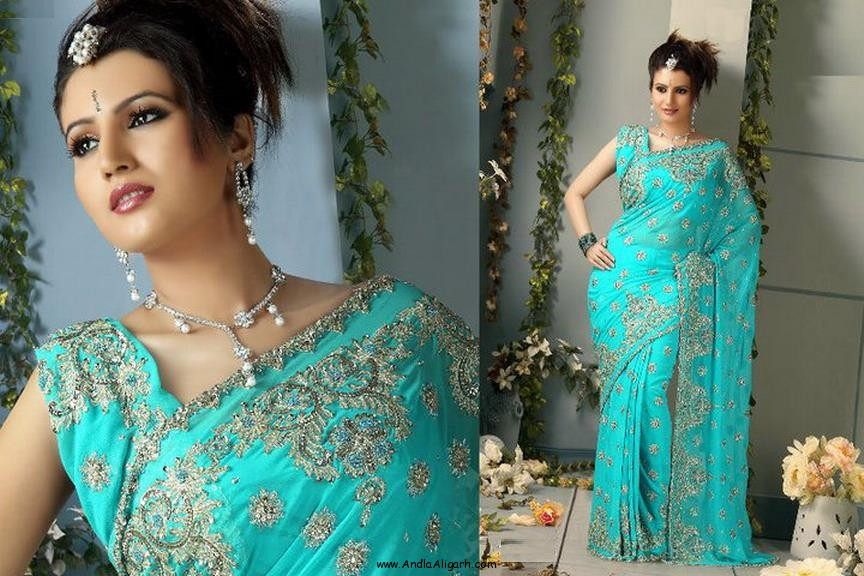 35 Wedding Hairstyles Discover Next Year S Top Trends For: Best Saree Designs 2012