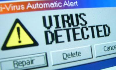 Tanda-tanda Komputer Yang Terserang Virus dan Cara Memperbaikinya Tanpa Menggunakan Software, cara mencegah virus pada komputer, cara menghilangkan virus pada komputer, cara memperbaiki komputer yang terkena virus, tanda tanda komputer terserang virus, cara mencegah virus komputer