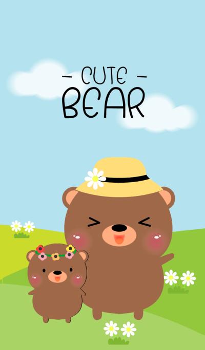 I'm Brown Bear theme