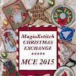 MagicXstitch Christmas Exchange 2015- Up date