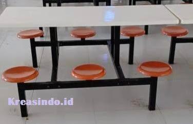 Jasa Pembuatan Meja Besi Untuk Cafe di Jakarta dan sekitarnya