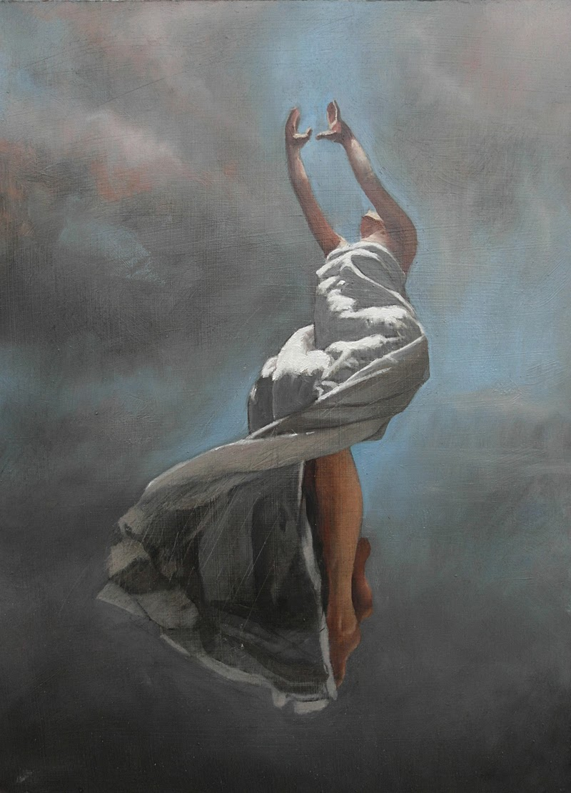 Figurative Paintings by Robert Dale Williams from United States.