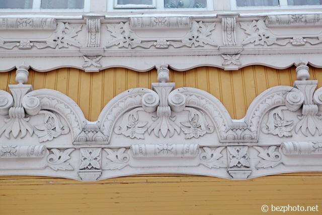 деревянное зодчество томска фото