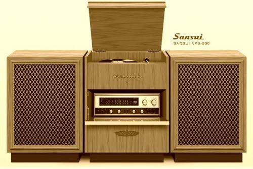 SANSUI APS-530 (1965)