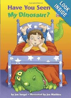 Dinosaur Book List for Kids