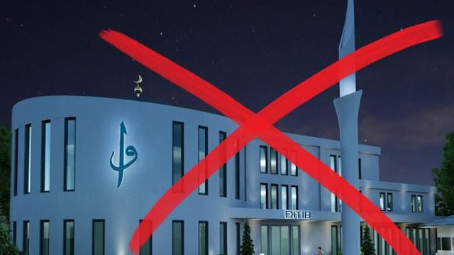 Erdogans DiTiB-Moschee in Regensburg verhindern!