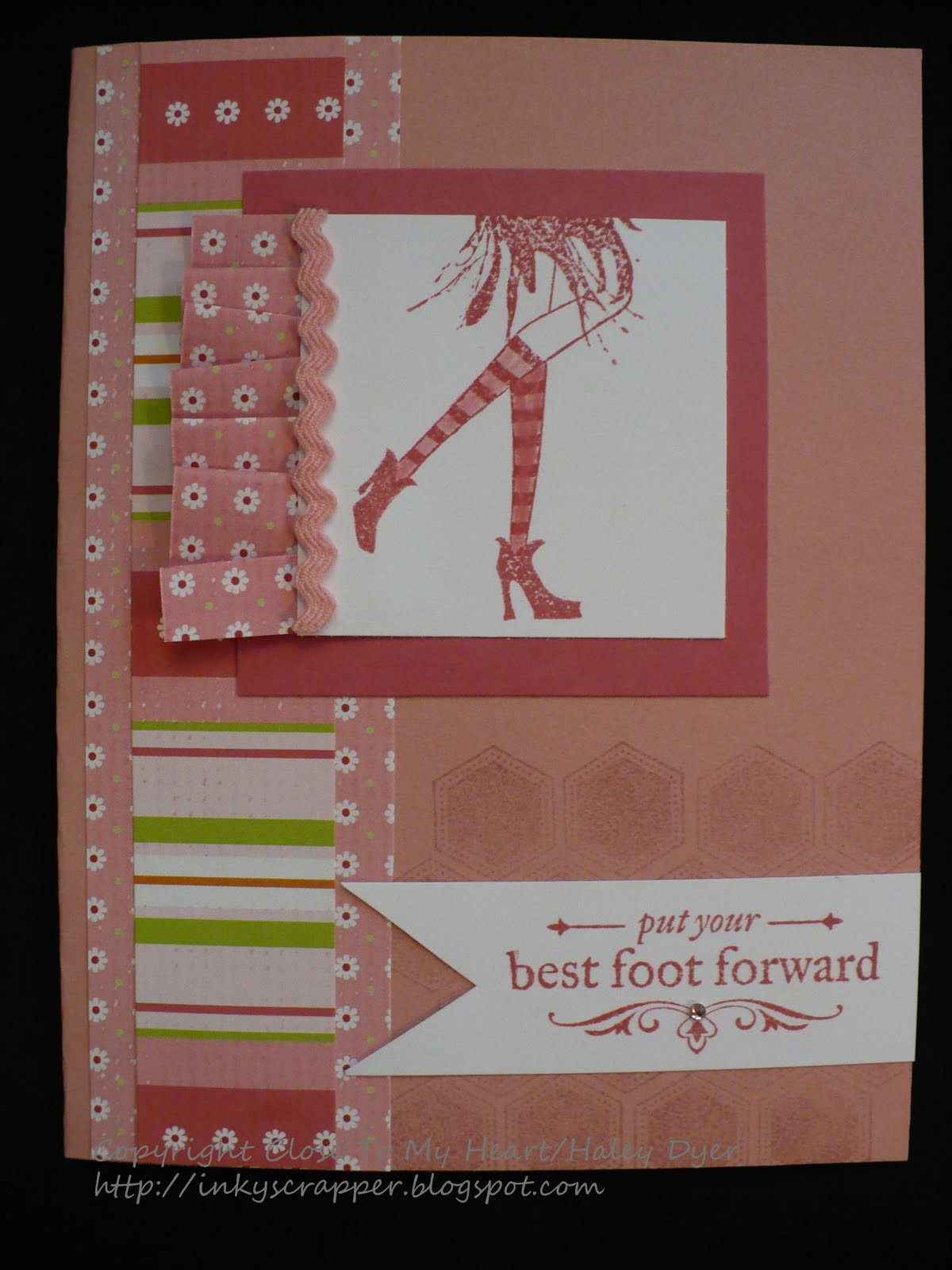 The Shoe Best Foot Forward Book
